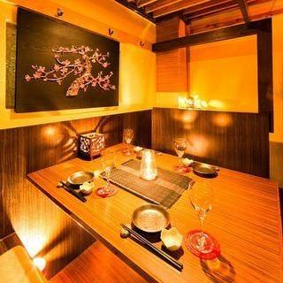 鍋と鳥料理専門店 個室居酒屋 とっとり 新宿本店 店内の画像
