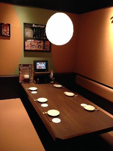 個室居酒屋 いろはにほへと 古川駅前店 店内の画像