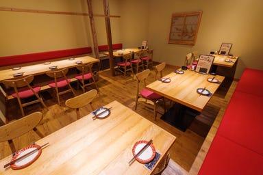茨城地のもの わらやき料理 たたきの一九 勝田店 店内の画像