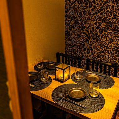 完全個室居酒屋 季作 武蔵小杉店  店内の画像