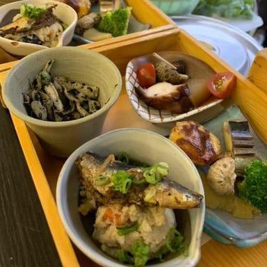 和食彩り 南天  コースの画像