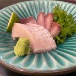 【中央市場で仕入れたお魚】日毎に変わるメニューも。