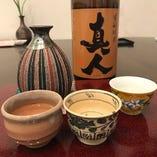 【お料理に合う日本酒】ぜひゆったりとお楽しみください。