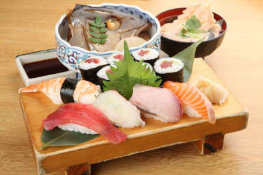 寿し割烹 魚市  メニューの画像