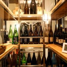 種類豊富な銘酒・地酒