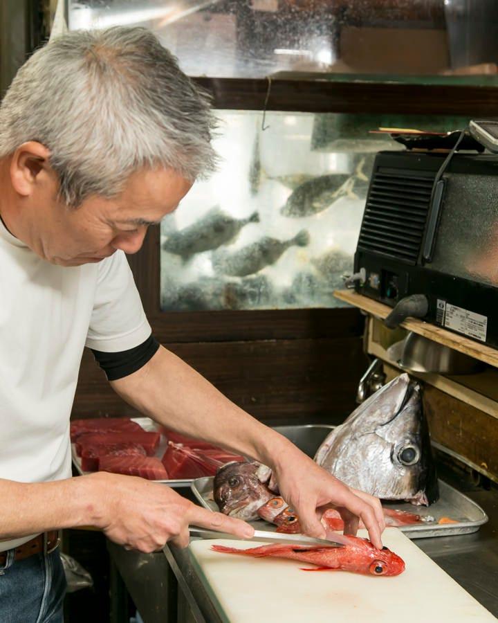 職人が丹精込めて作るコース料理 是非一度味わってください