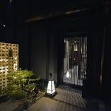 京町屋の落ち着いた空間でごゆっくりとお過ごしください!