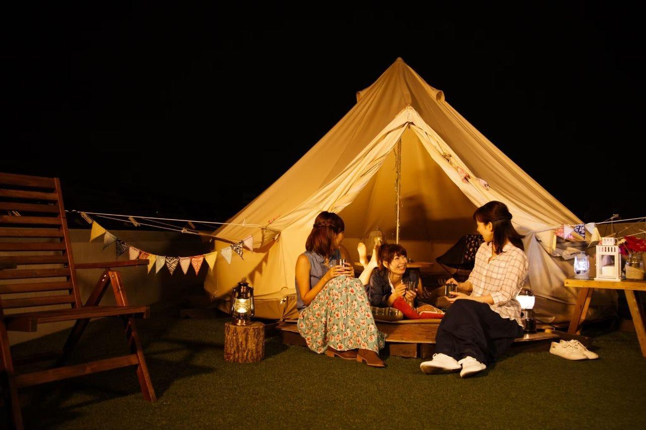 『PREMIERE YOKOHAMAの庭〜空と大地の恵みとBBQ〜』