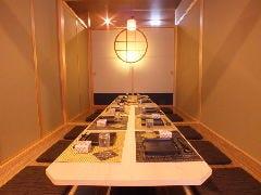 完全個室×全席喫煙 食べ放題と1円飲み放題 蔵の間 北上大通店