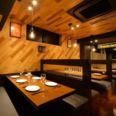 肉×チーズイタリアン CHEESE SQUARE 船橋店 メニューの画像