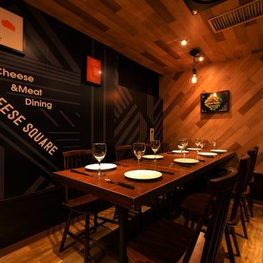 肉×チーズイタリアン CHEESE SQUARE 船橋店 店内の画像