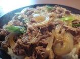 ◆平日お昼限定◆ 松阪肉牛丼(並)  850円