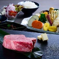 特別な日を彩る近江牛の多彩なコース