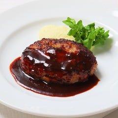 特製ハンバーグステーキ