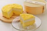 ドゥーブルチーズケーキ