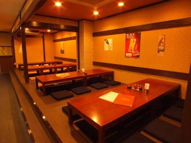 向陽飯店(コウヨウハンテン) 辻堂店 中華料理 店内の画像