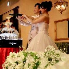 ☆結婚式二次会プラン