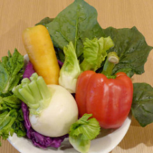 野菜ソムリエさんのチョイス新鮮野菜