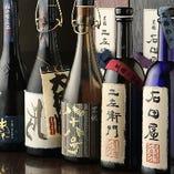 [越前&若狭の美味い酒] 定番のほかレアな限定酒にも出会えます