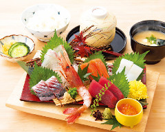 寿司 築地日本海 新宿西口店