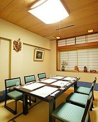 「松葉寿司」  店内の画像