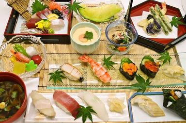 「松葉寿司」  コースの画像