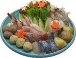 海鮮酒粕鍋