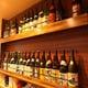 お燗で美味しい純米酒を多く揃えています。