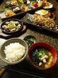 お食事のみのご来店も大歓迎!篠山直送のコシヒカリで晩ご飯を。