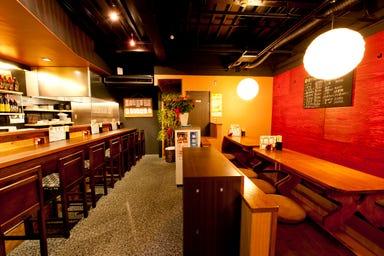 居酒屋 合歓 藤井寺店 店内の画像