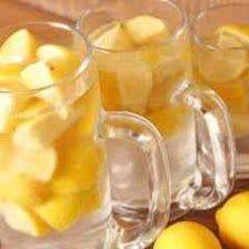 こだわりのレモンサワー♪