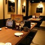 【宴会最大40名様迄】会社宴会・飲み会・打ち上げ等の大人数利用も大歓迎!