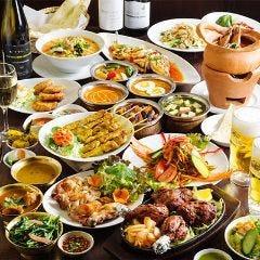 アジアンレストラン&バー ハルカ