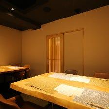個室2名〜8名迄◆特別な日や記念日に
