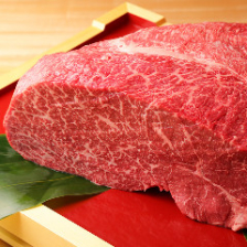 松阪牛を独自製法『0°熟成』で提供