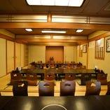 2階お座敷席★最大50名様まで対応可能となります♪