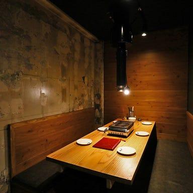 焼肉ホルモン ブンゴ 堺東店 店内の画像