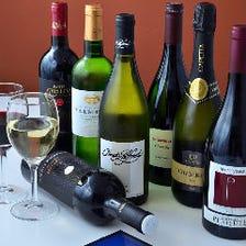 日本酒、ワイン、焼酎、泡盛色々!