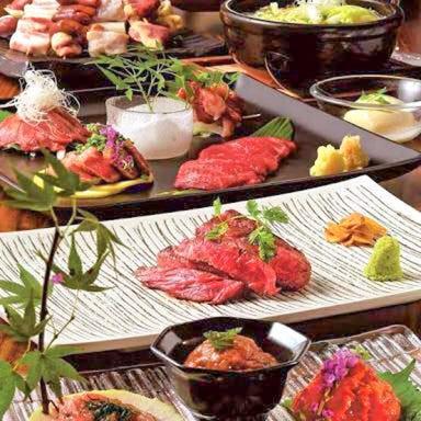 肉と和SAKE ばく 五反田本店 こだわりの画像