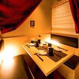 肉の和SAKE ばく 五反田 - 2名~ご利用可能な個室席 -