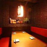 上質な個室空間で素敵なひとときを。女子会や合コンにも最適♪