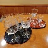 日本酒もワイングラスで