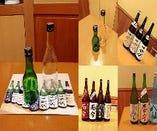 希少価値の高い日本酒テイクアウト