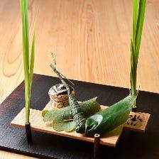 ゲストを感動させる美しい料理