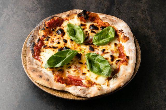 ★お肉だけじゃない!本格Pizza