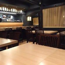 銀座でお得に寿司・海鮮料理を堪能