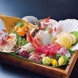 豊洲直送新鮮魚介【国産】