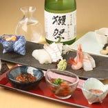 新鮮な食材を丁寧に調理した料理はメニューも多彩です。