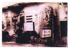 昭和28年創業、お好み焼の老舗