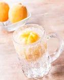 店長おすすめ!凍結レモンサワー 強炭酸で提供します。